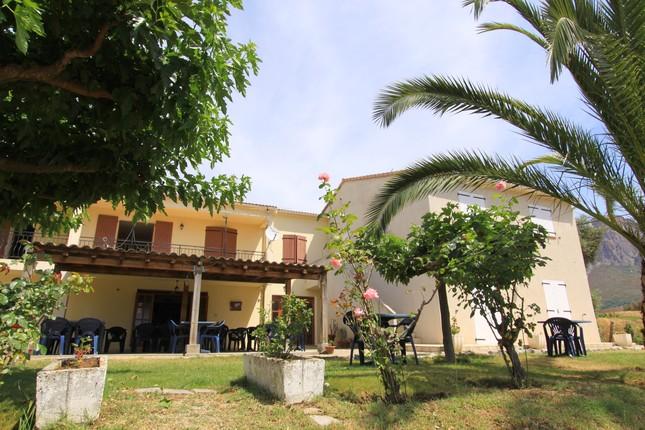 Ferme Auberge Chez Leon - Appietto - Région Ajaccio