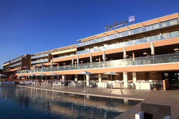 Hôtel Radisson Blu Resort and Spa Ajaccio Bay **** - Porticcio -